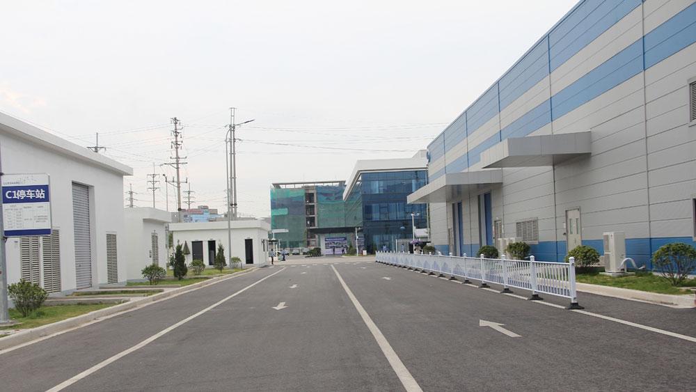 Dự án: Nhà máy Vitalink