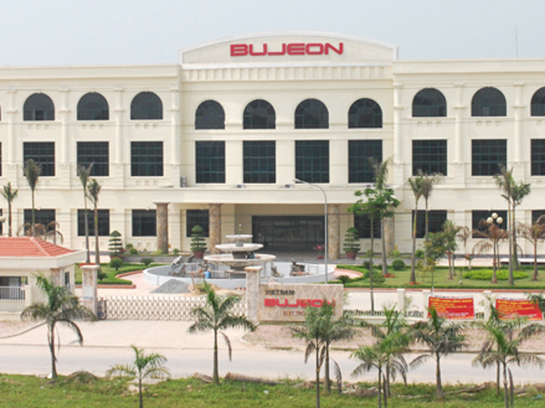 Dự án: Nhà máy Bujeon Việt Nam