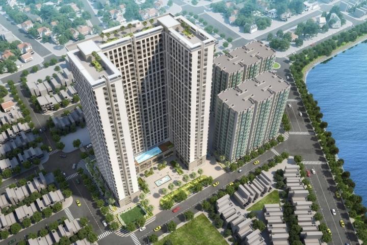 Dự án: Chung cư Phú Tài Residence